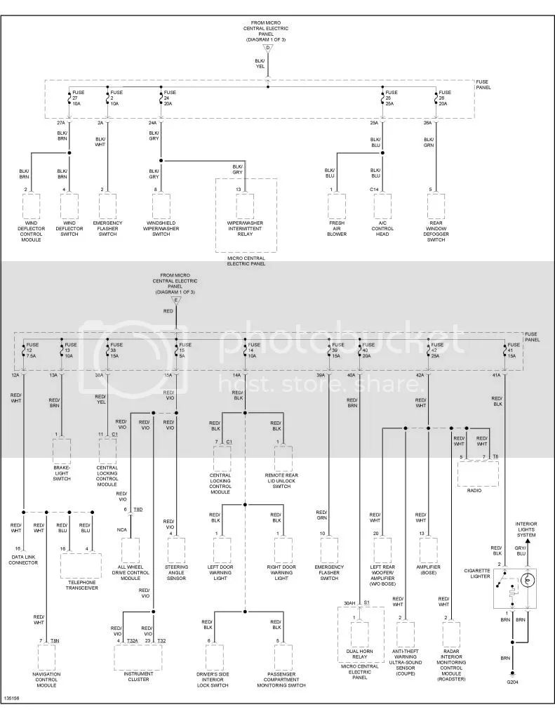 general speakers wiring diagram