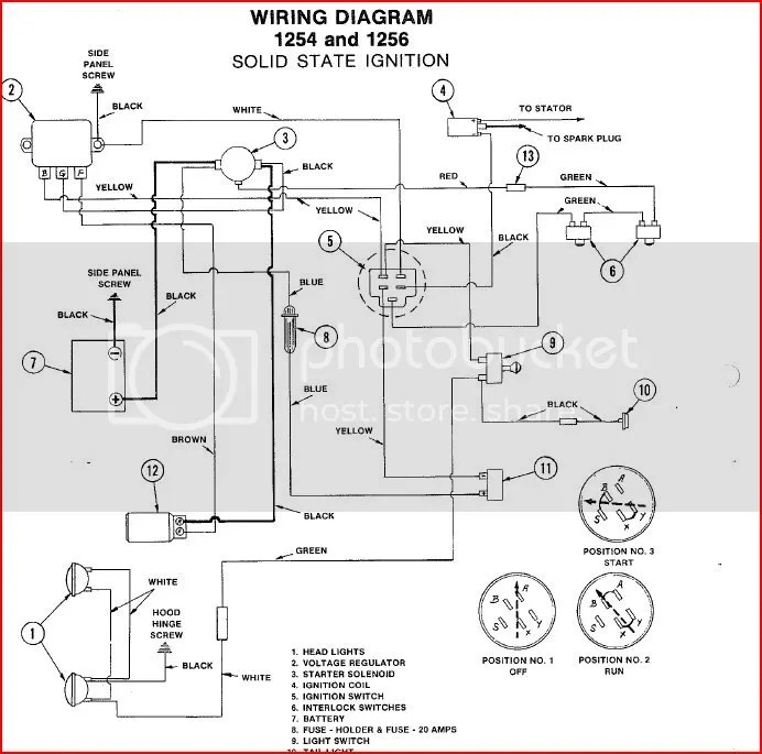 Tractor Wiring Diagram standard electrical wiring diagram