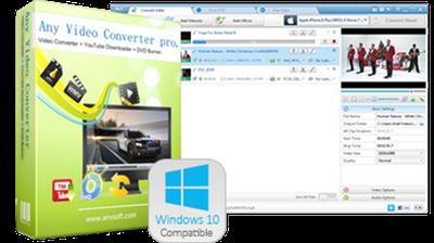 Any Video Converter Professional 6.0.1 + Portable