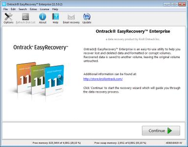 Ontrack EasyRecovery Professional  Enterprise 11.5.0.3.Multilingual (x86x64)