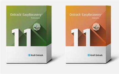 Ontrack EasyRecovery Professional & Enterprise v11.5.0.3 MacOS X