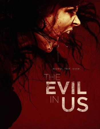 The Evil in Us (2016) BRRip XviD AC3- EVO