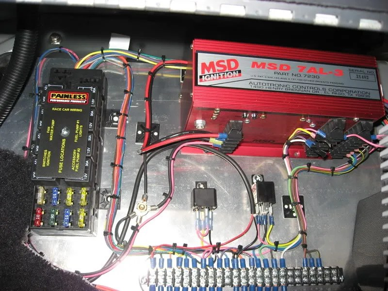 Basic Wiring Race Car Electronic Schematics collections