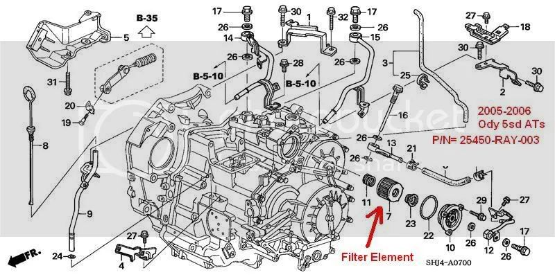2012 honda civic fuel filter