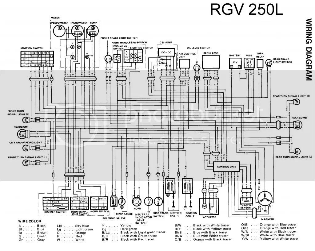 78 gs1000 wiring diagram
