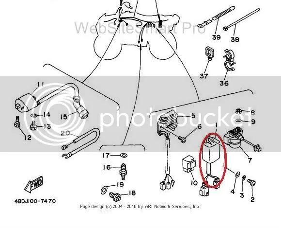 kodiak wiring diagram for 1994
