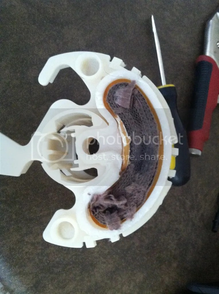 Relocating Fuel Filter Under Hood and Deleting In-Tank Filter