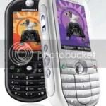 Motorola ROKR E2 inAsia