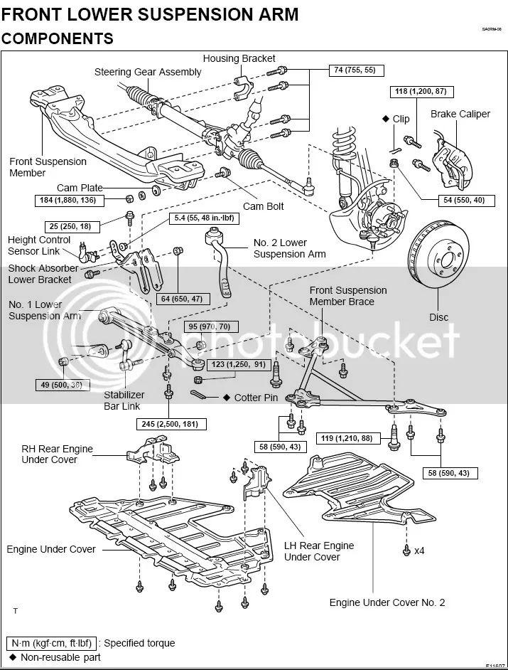lexus is300 front suspension diagram lexus is300 front suspension