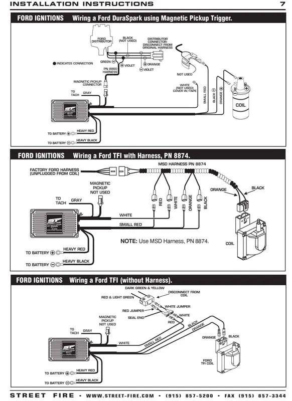 mallory rev limiter wiring diagram