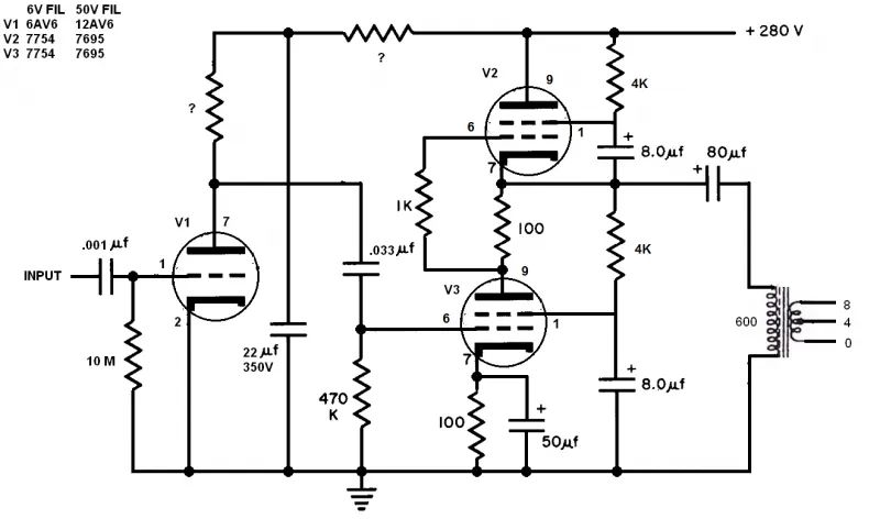 solid state amplifiers pushpull