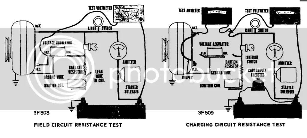cj2a wiring diagram wiring a cj2a w alternator the cj2a page forums
