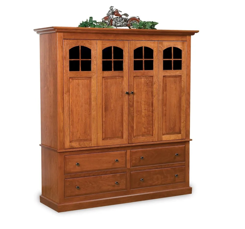 Spiegelschrank Massivholz Amish Mission Lcd Cabinet Entertainment Center Solid Wood