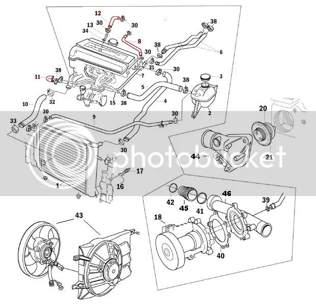 2001 Saab 9 3 Vacuum Diagram Wiring Schematic Diagram