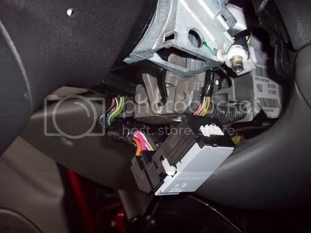 How to replace your ignition switch (pics) Archive - Chevy
