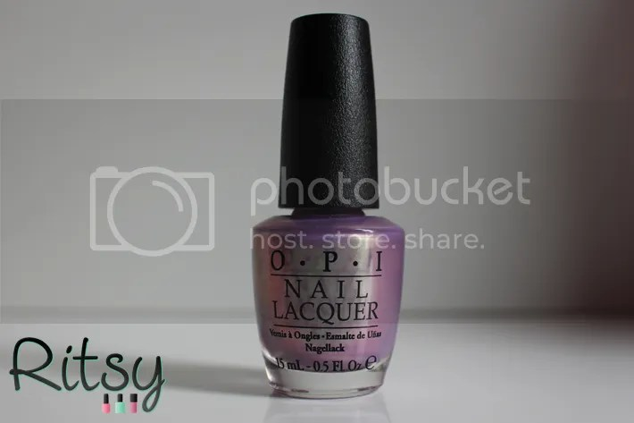 OPI My Significant Other Color