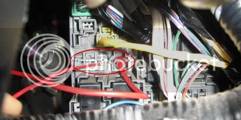 Rsx Fog Light Wiring Wiring Diagram