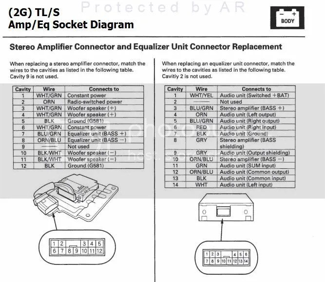 Acura Tl Stereo Wiring Diagram circuit diagram template