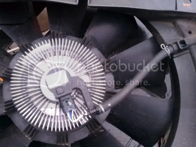42 Fan Clutch Replacement with Pictures - Chevy TrailBlazer