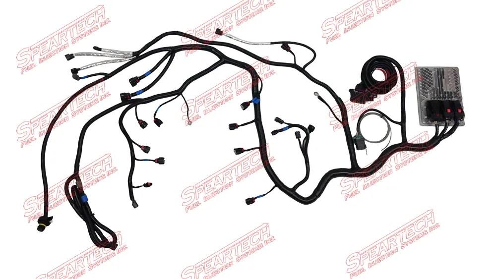 Gen-5 Stand Alone Wiring Harness - LS1TECH - Camaro and Firebird
