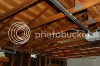 Cracked Ceiling Joist Near Garage Door Support - Building ...