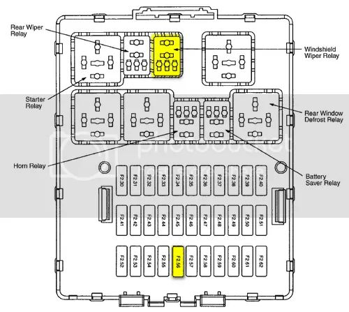 2000 jaguar xj8 engine fuse box diagram