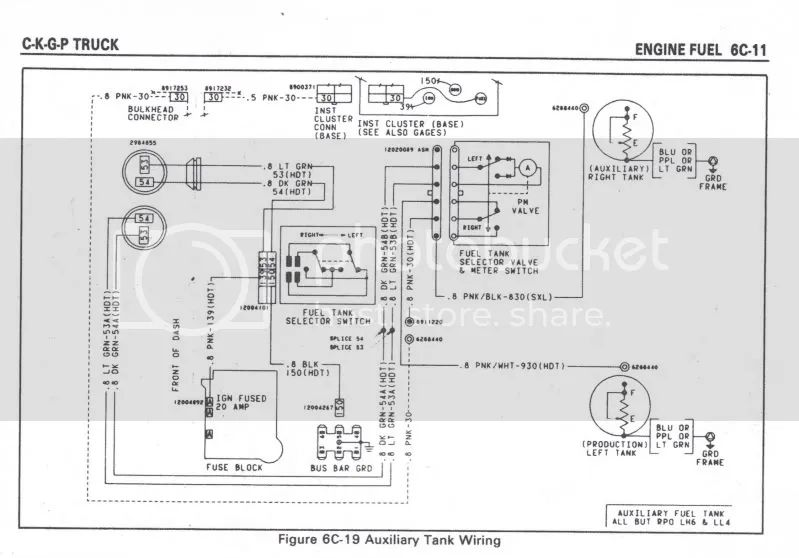 1982 chevy k30 wiring diagram