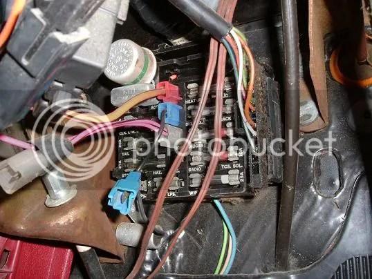 1979 Camaro Fuse Box - Wiring Diagram Progresif