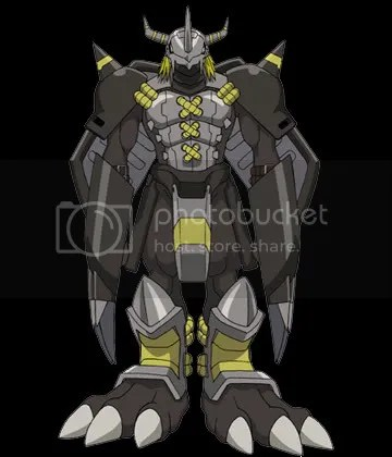 Wargreymon Wallpaper 3d Blackwargreymon Photo By Robot 6 Photobucket