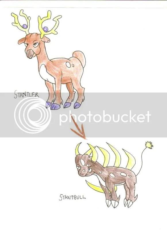 Stantler Evolution Chart New Blog