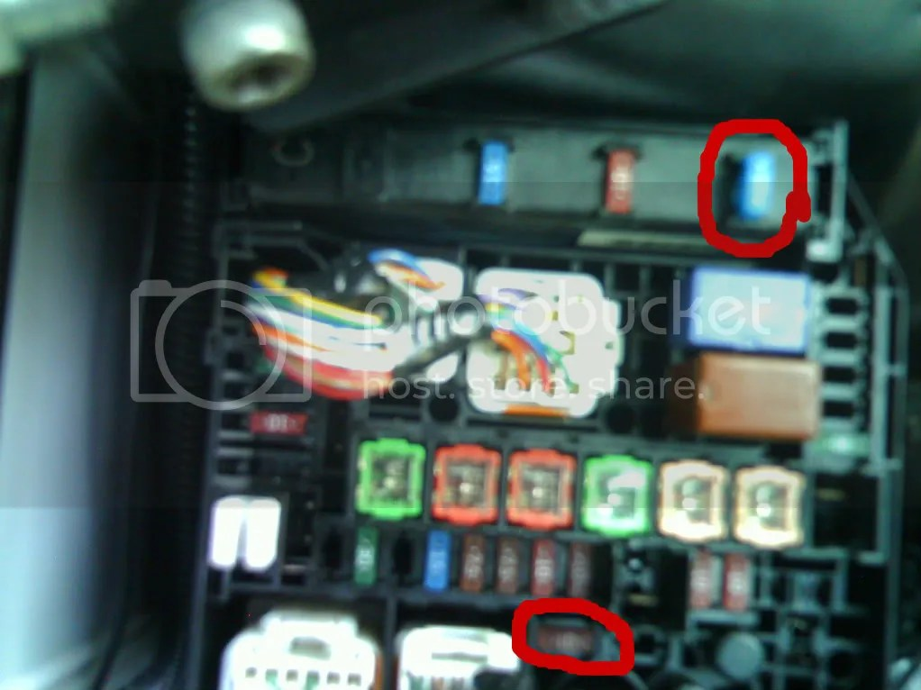 Toyota Vitz Fuse Box Wiring Diagram