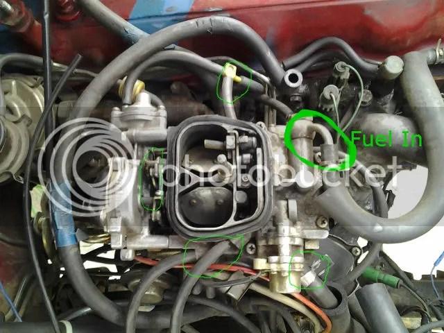 Toyota 22r Fuel Line Diagram - 8euoonaedurbanecologistinfo \u2022