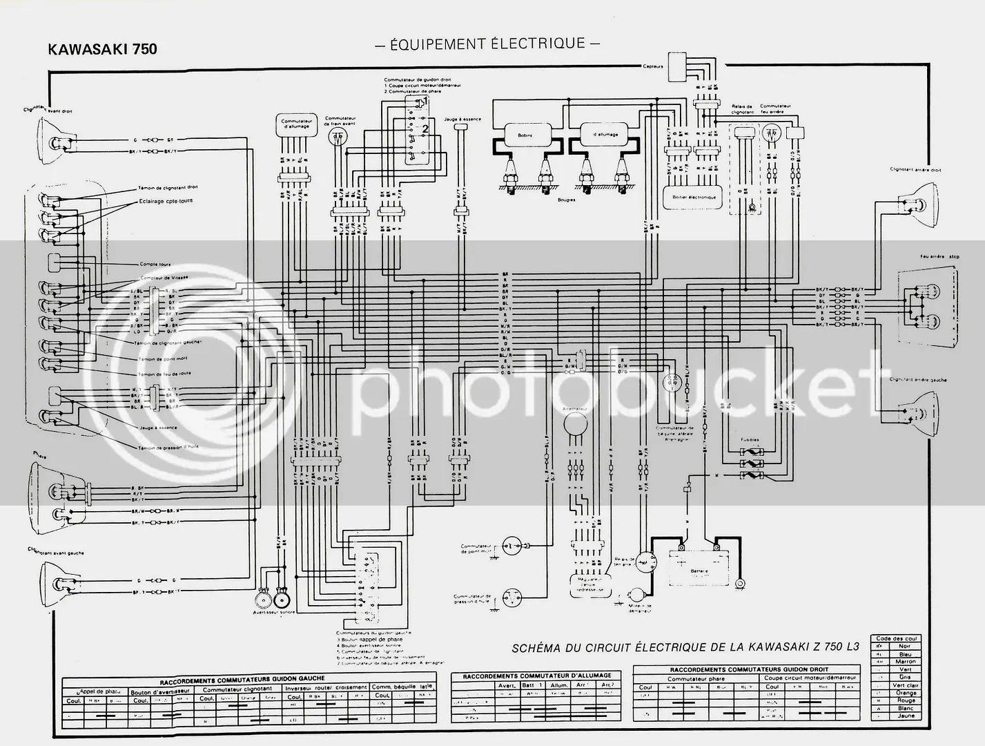 82 gpz750 bedradings schema