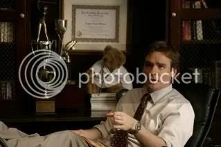 Robert Sean Leonard as oncologist Dr. James Wilson
