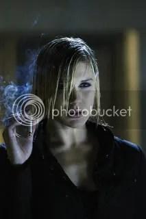 Katee Sackhoff as Sarah Corvus