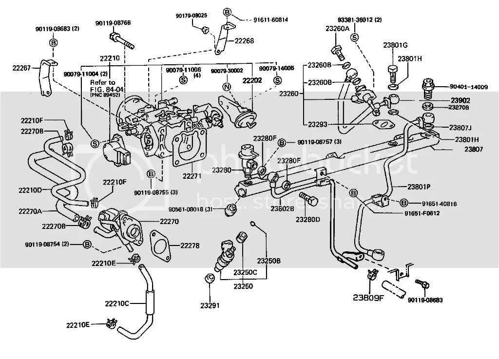further 1985 toyota pickup wiring diagram on 22re fuse box diagram