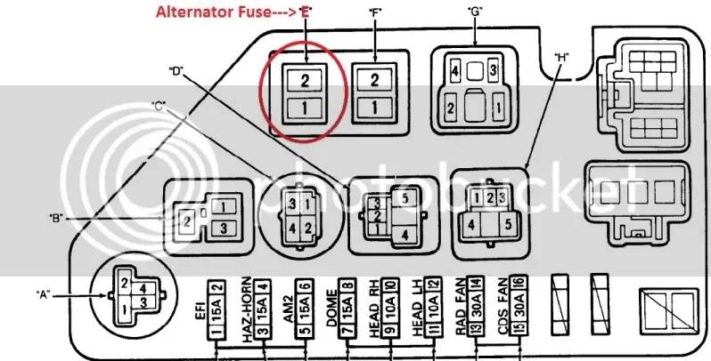 1996 toyota paseo radio wiring diagram