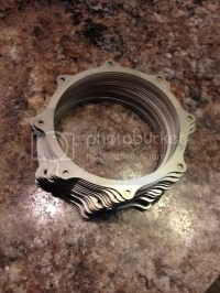 FS: Stainless Steel Hood/Fender/Bumper Exit Exhaust Trim ...
