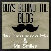 Boys Behind The Blog