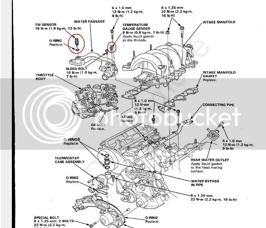 Acura Legend Engine Diagram - Ueiigzpfcharlotteflowersinfo \u2022