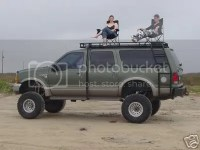 Excursion Roof Rack Modifications - Page 4 - Ford Truck ...