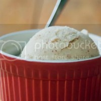 Almond Flavored Ice Cream