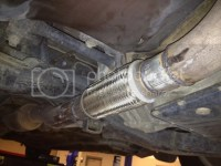 Flex Pipe Replacement Cost? - Toyota Nation Forum : Toyota ...