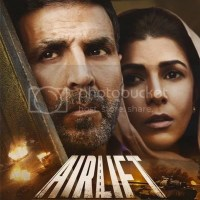 Movie Review : Airlift (2016)