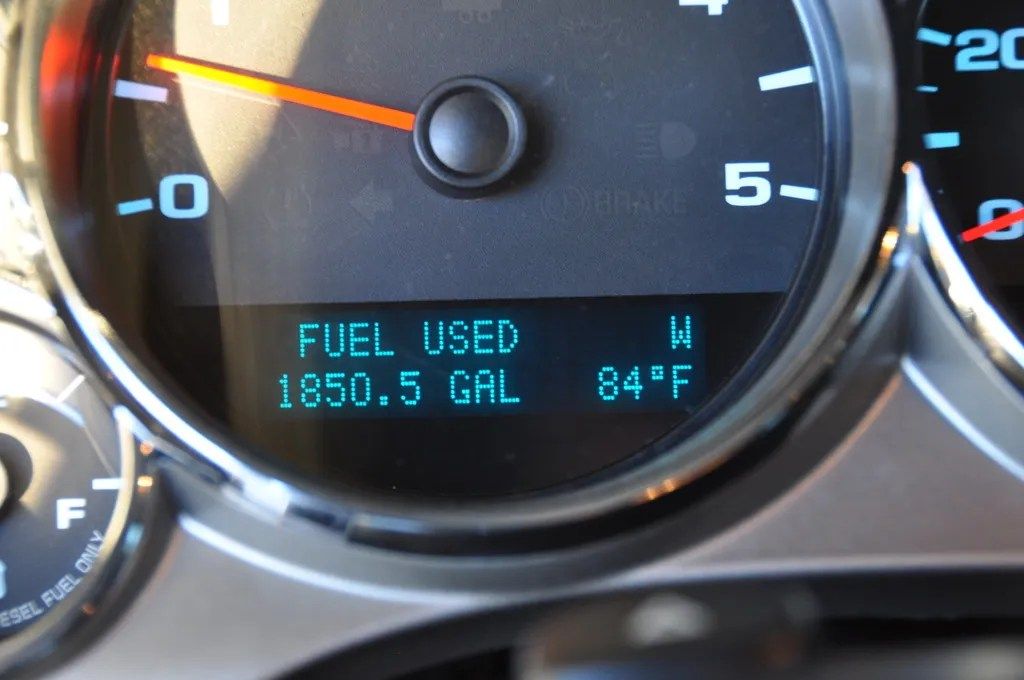 LML / 32k mile fuel filter change - Chevy and GMC Duramax Diesel