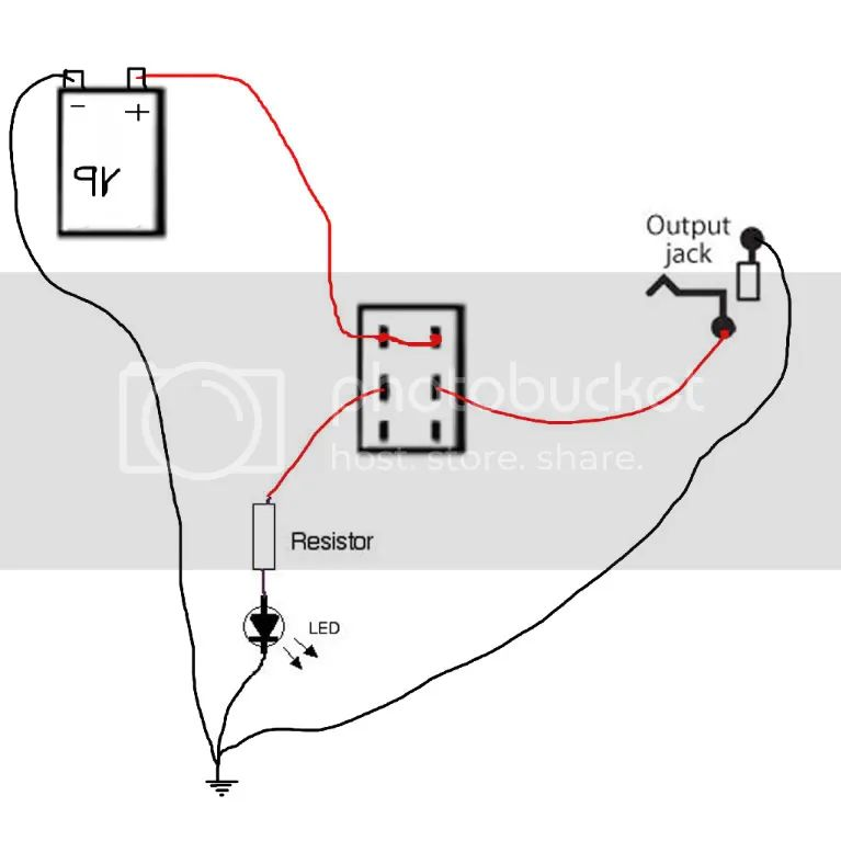stomp pedal switch wiring on guitar pedal switch wiring diagrams
