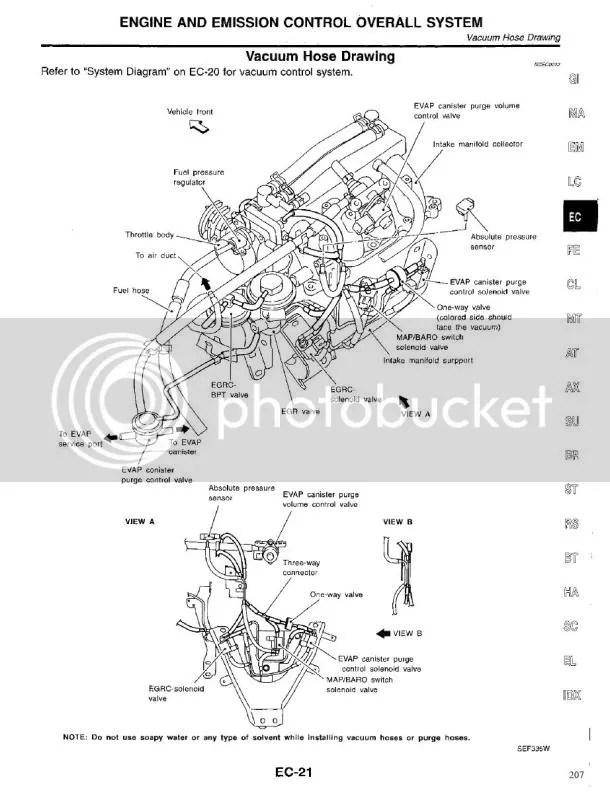 Vacuumg on 2003 Infiniti I35 Fuse Box Diagram