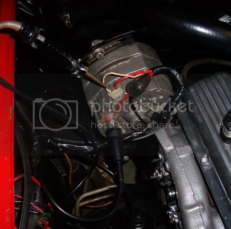 Altinator is good but wont charge battery - CorvetteForum