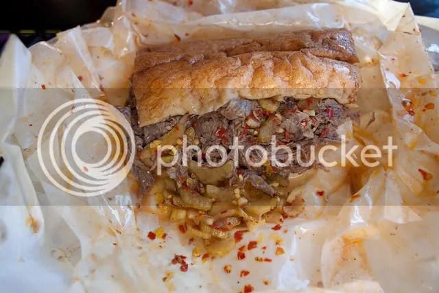 chicago s al s beef the best italian beef in