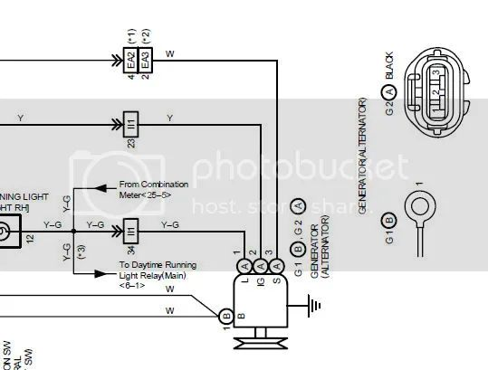 hitachi alternator wiring diagram on 1jz alternator wiring